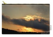 Smoldering Sunrise Carry-all Pouch