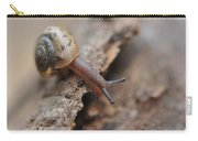Snail's Tale Carry-all Pouch