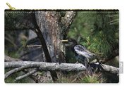 Snakebird At The Rookery Carry-all Pouch