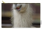 Snickering Alpaca Carry-all Pouch