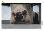 Sniffing Cow Carry-all Pouch