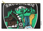Snoqualmie Police Carry-all Pouch