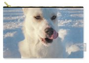 Snow Dog 0249 Carry-all Pouch