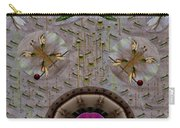 Snow Flowers And Orchids In Heavenly Wisdom Carry-all Pouch