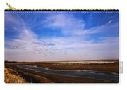 Snow Geese At Rest Carry-all Pouch