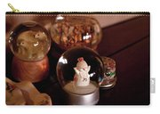 Snow Globes Carry-all Pouch
