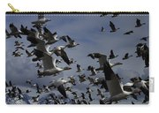 Snow Goose Blast Off Carry-all Pouch