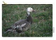 Snow Goose Blue Morph Carry-all Pouch