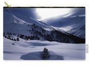 Snow Mountain Austria  Carry-all Pouch