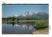 Snow Reflections Mt Tallac Carry-all Pouch