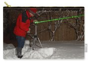 Snow Researcher Carry-all Pouch