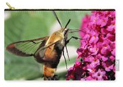 Snowberry Clearwing Moth Carry-all Pouch