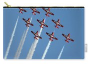 Snowbirds In The Big Diamond Formation Carry-all Pouch