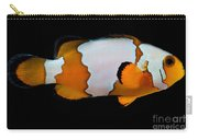 Snowflake Clownfish Carry-all Pouch