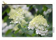 Snowflake Hydrangea 2 Carry-all Pouch