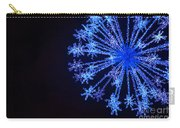 Snowflake Sparkle Carry-all Pouch