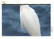 Snowy Egret 1 Carry-all Pouch