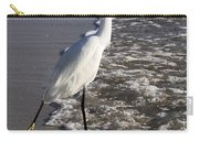 Snowy Egret Walking Carry-all Pouch