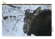 Snowy Nose Carry-all Pouch