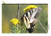So Fragile - Butterfly Carry-all Pouch