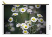So Many Flowers So Little Time Carry-all Pouch