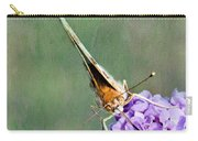 So What Butterfly Carry-all Pouch