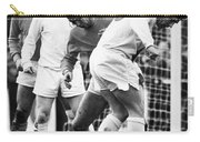Soccer Match, C1970 Carry-all Pouch by Granger