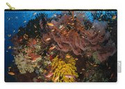 Soft Coral And Sea Fan, Fiji Carry-all Pouch