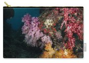 Soft Coral And Sunburst In Raja Ampat Carry-all Pouch
