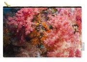 Soft Coral In Raja Ampat, Indonesia Carry-all Pouch