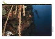 Soft Coral Reef, Indonesia Carry-all Pouch