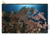 Soft Coral Reef Seascape, Indonesia Carry-all Pouch