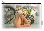 Soft N Sweet Harley Chopper  Carry-all Pouch