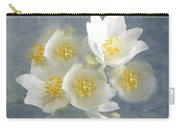 Softly Awake My Heart Carry-all Pouch