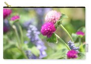 Softness In The Garden Carry-all Pouch