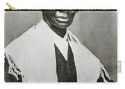 Sojourner Truth, African-american Carry-all Pouch by Photo Researchers