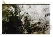 Solar Eclipse Over Southeast Asia Carry-all Pouch