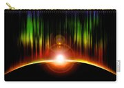 Solar Eclipse Carry-all Pouch by Svetlana Sewell