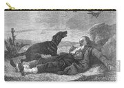 Soldier & Dog Carry-all Pouch