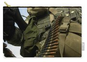 Soldier Mans A Vehicle Mounted 7.62 Mm Carry-all Pouch by Stocktrek Images