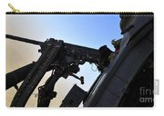 Soldier Mans The .50 Caliber Machine Carry-all Pouch