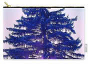 Solitary Trees Poster Carry-all Pouch