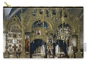 Solovetsky Monastery On The Kola Peninsula - Russa - Ca 1900 Carry-all Pouch