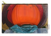 Sombrero Scarecrow Carry-all Pouch