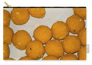 Some Indian Sweets Called A Ladoo In The Shape Of A Sphere Carry-all Pouch