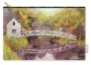 Somes Bridge - Somesville Maine Carry-all Pouch