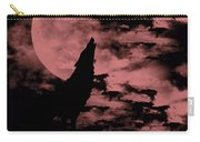 Song Of The Wolf  Carry-all Pouch