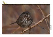 Song Sparrow Carry-all Pouch