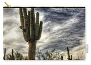 Sonoran Desert Iv Carry-all Pouch