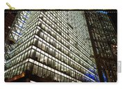 Sony Center At Night Carry-all Pouch